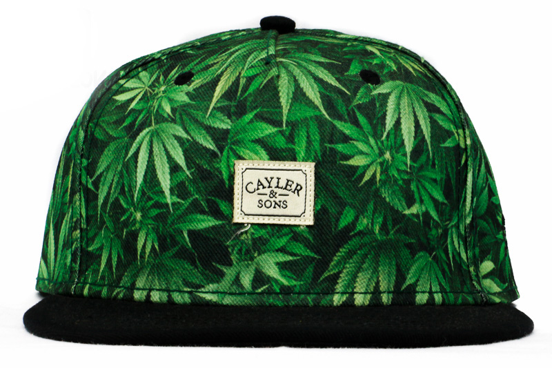 BONÉ CAYLER AND SONS - FULL HEMP - MARIA LOKA ... 94d81bb5a2bd7