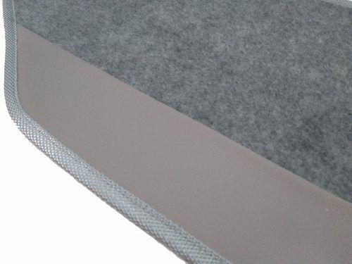 Tapete Hyundai Hb20 Carpete 8mm Base Pinada