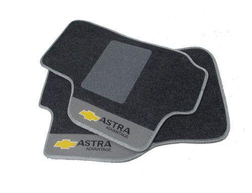 Tapete Astra Hatch/ Sedan/ Advantage Carpete 8mm - Hitto
