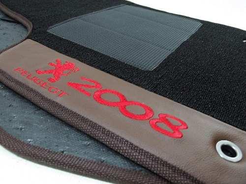 Kit Assoalho+ Porta Malas Peugeot 2008 E Kit 308 Thp - 12mm