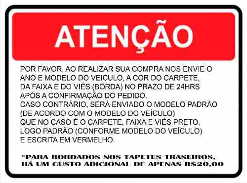 Kit Assoalho+ Porta Mala Kia Sorento Carpete 8mm