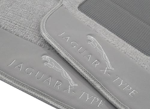 Tapete Carpete Jaguar T-type, 12mm Premium Bouclê