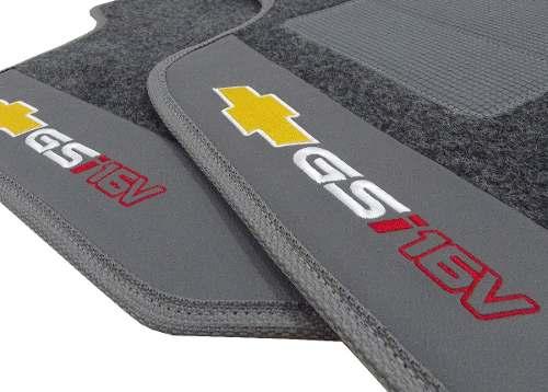 Tapete Astra Gsi 16v Carpete 8mm Base Pinada Hitto O Melhor!