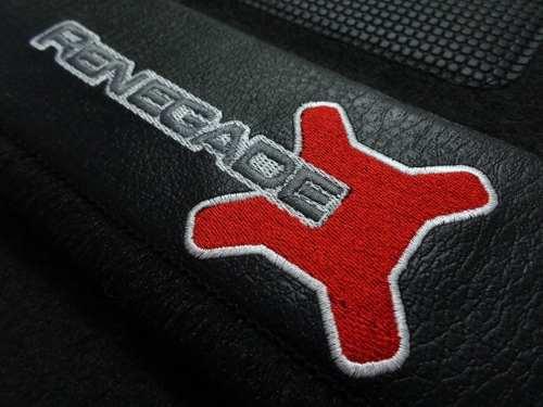 Tapete Jeep Renegade Premium 12mm Hitto O Melhor!