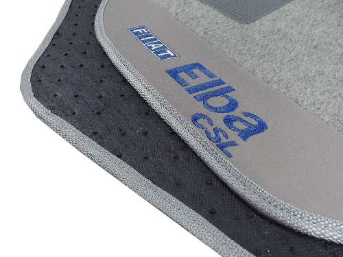 Tapete Fiat Elba 1984 Carpete 8mm Base Pinada Anúncio com variação