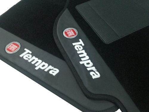 Tapete Tempra Sw Carpete 8mm Base Pinada