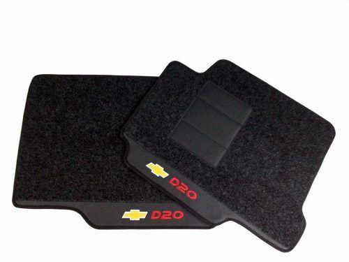 Tapete Carpete 8mm Gm Bonanza Cd (3 Peças)