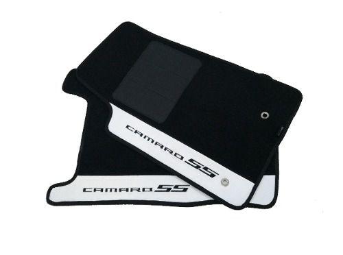 Tapete Camaro Carpete Linha Premium 12mm Hitto