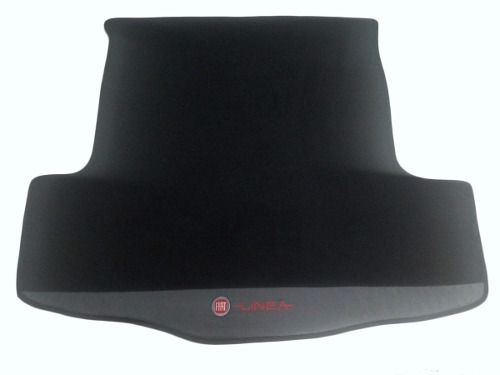 Kit De Tapetes Assoalho 8mm + Porta Malas 8mm Fiat Linea