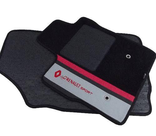 Tapete Renault Sandero Rs Carpete 8mm Base Pinada Hitto