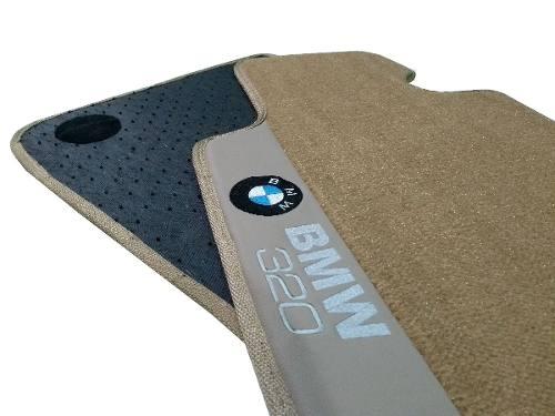 Tapete Bmw Serie3 320,328 Carpete Linha Premium 12mm