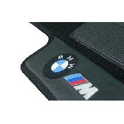 Tapete Bmw Serie5 525,539,540 Carpete Premium 12mm