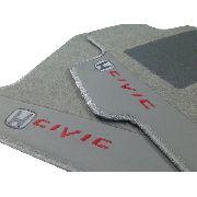 Tapete Honda Civic 10 Carpete 8mm Base Pinada Hitto!
