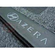 Kit Assoalho + Porta Malas Carpete Premium Hyundai Azera