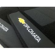 Tapete Diplomata 1992 Carpete 8mm Base Pinada Hitto O Melhor