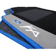 Tapete Ford Ka 2015/... Carpete 8mm Base Pinada