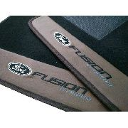 Tapete Ford Fusion Novo Carpete 8mm Base Pinada