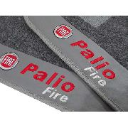 Tapete Fiat Palio Fire Carpete 8mm Base Pinada Hitto