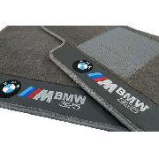 Tapete Bmw 325 Antiga 1992/1998 Carpete Linha Premium 12mm