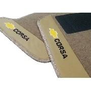 Tapete Corsa 2002/...carpete 8mm Base Pinada Hitto O Melhor!