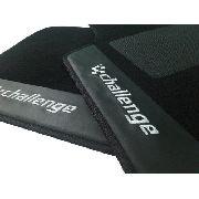 Tapete Vectra Challenge Carpete 8mm Base Borracha Pinada