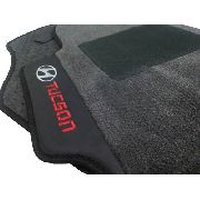 Tapete Hyundai Tucson Carpete Premium 12mm Base Pinada