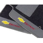 Tapete Sonic Carpete 8mm Base Pinada Hitto O Melhor!