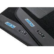 Tapete Fiat 147 Carpete 8mm Base Pinada