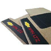 Tapete Spin 5 Lugares Carpete Linha Premium 12mm Base Pinada