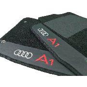 Tapete Audi A1 Carpete Premium 12mm Base Pinada Hitto