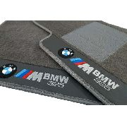 Tapete Bmw 316,318,323,325,328 Carpete Premium 12mm base pinada