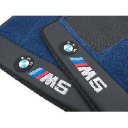 Tapete Bmw M5 Carpete Premium 12mm Alto Padrão Hitto