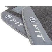 Tapete Ford Edge Carpete 8mm Base Borracha Pinada Hitto