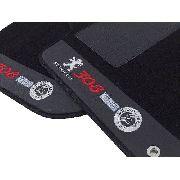 Tapete Peugeot 308 Carpete Premium 12mm Base Pinada