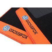 Tapete Crossfox Carpete 8mm Base Pinada De Borracha