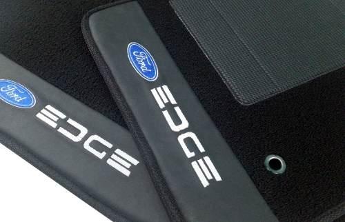 Tapete Edge Personalizado Carpete Premium 12mm O Melhor!