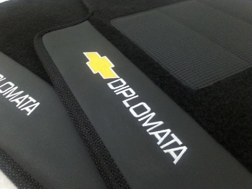 Tapete Diplomata Carpete 8mm Base Pinada Hitto O Melhor!