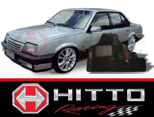 Tapete Monza Sl,sle,sr,classic,gls Carpete 8mm Base Pinada