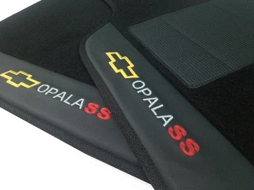 Tapete Opala Ss Carpete 8mm Base Pinada Hitto O Melhor!
