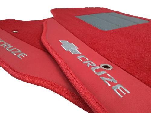 Tapete Cruze Carpete Linha Premium 12mm Base Pinada