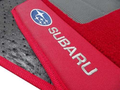 Tapete Subaru Forester Carpete Premium 12mm Hitto O Melhor