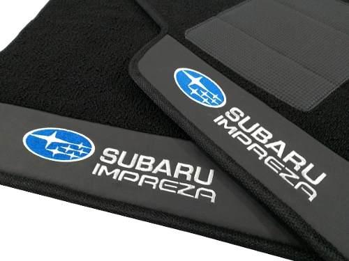 Tapete Subaru Impreza Carpete Linha Premium Hitto