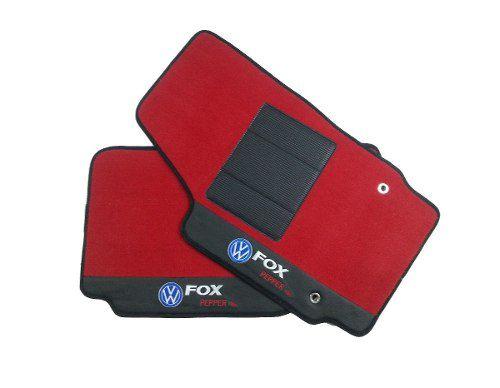 Tapete Fox  Carpete Linha Premium 12mm Hitto O Melhor!