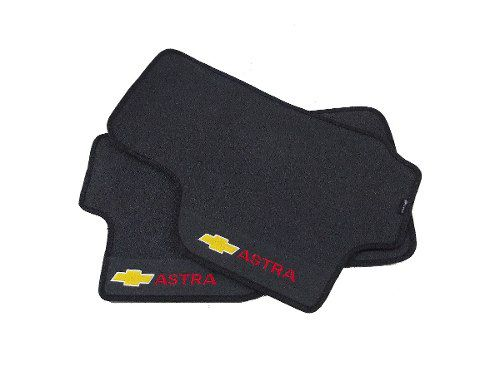 Tapete Chevrolet Astra Ss Borracha Pvc Com Base Pinada
