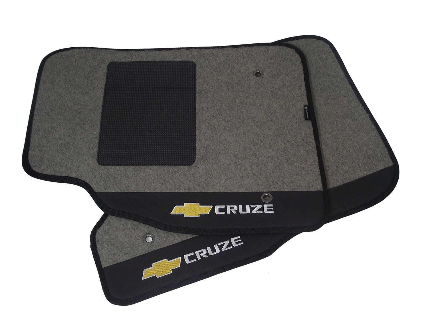 Tapete Carpete Chevrolet Cruze 12mm Premium Base Pinada