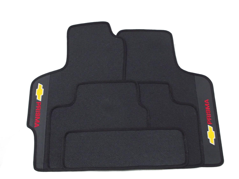 Tapete Carpete Prisma 8MM Premium Borracha Base Pinada