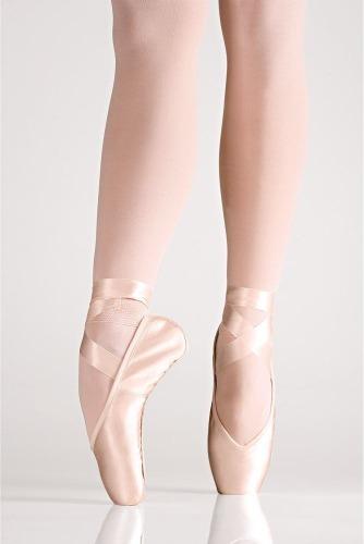 Sapatilha De Ponta Anne Só Dança Sd08 Point Da Dança Ballet