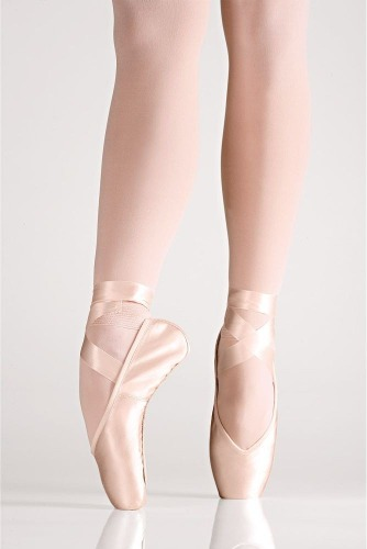 Sapatilha De Ponta Prima Só Dança Sd30 Point Da Dança Ballet