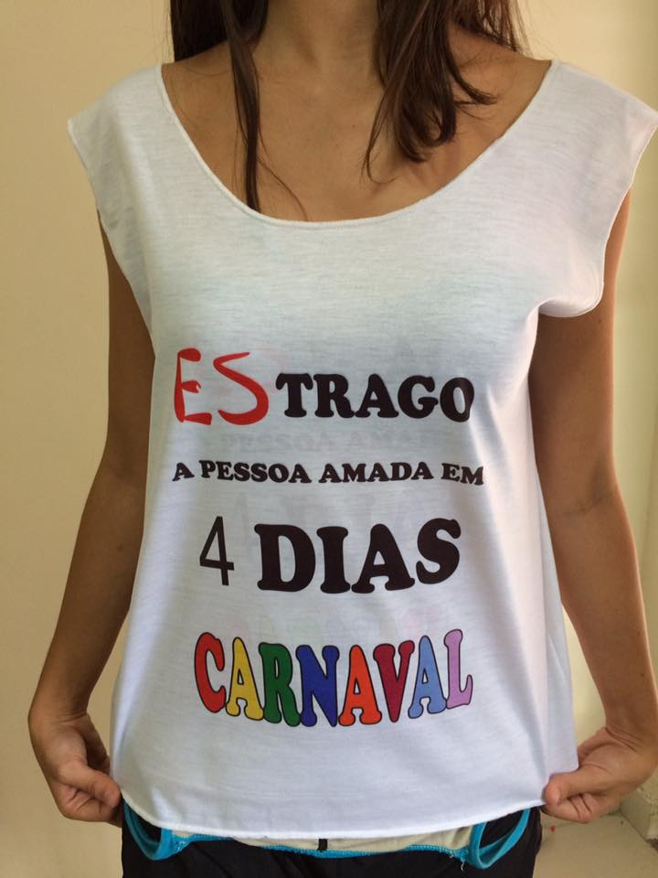 Cropped Carnaval