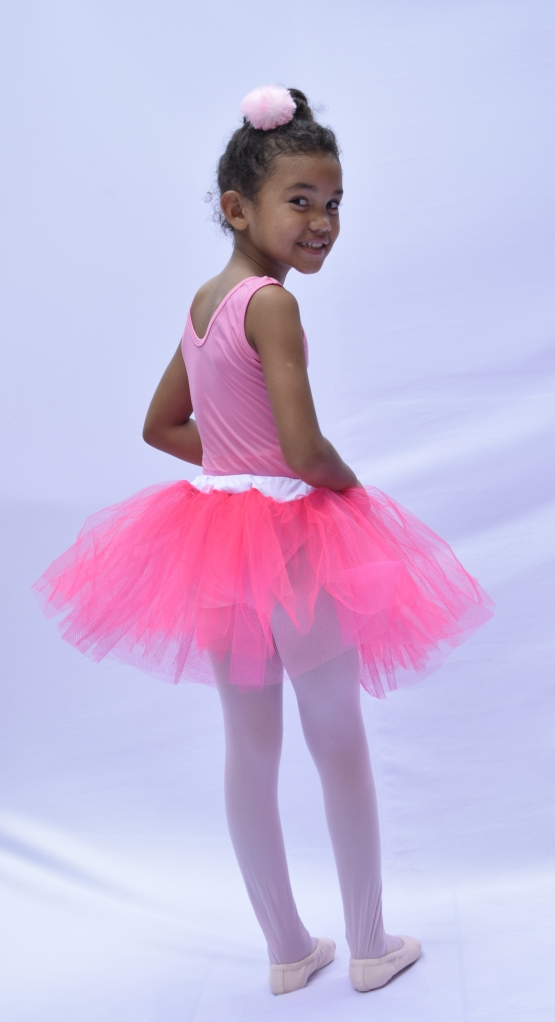 Fantasia Bailarina Infantil - Point Da Dança - fantasia para festa carnaval